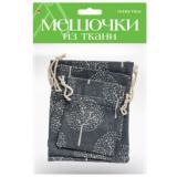 Мешок подарочный текстильный 3 шт 3 размера ВИД 3 2-240/03 Альт {Китай}