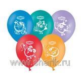 Набор шаров  5 шт. 30 см