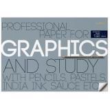 Бумага для графики А3 (297*420 мм) 10 листов 4-123 300 г/кв.м Bruno Visconti {Россия}