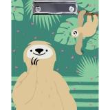Папка-планшет (доска с зажимом) А5