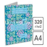 Скоросшиватель бумажный  А4