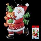 Украшение подвесное новогоднее Decor