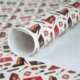 Бумага упаковочная  67х99 см