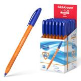 Ручка шариковая U-108 Orange Stick Ultra Glide Technology синяя 1.0мм 47582 Erich Krause {Индия}
