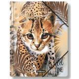 Папка на резинке А4 48719 Wild Cat Erich Krause {Россия}