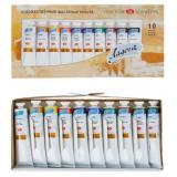 Набор масляных красок 10цв