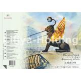 Альбом для рисования на спирали А4 40л
