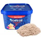 Космический песок 3 кг Классический в ведерке , без песочницы 710-300 Возраст: 3+ Фабрика игрушек {Россия}